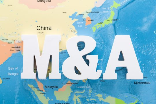 アジア圏内クロスボーダーM&A 現地法人…